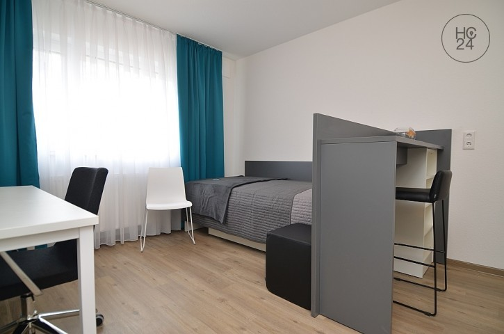 furnished apartment in Aschaffenburg