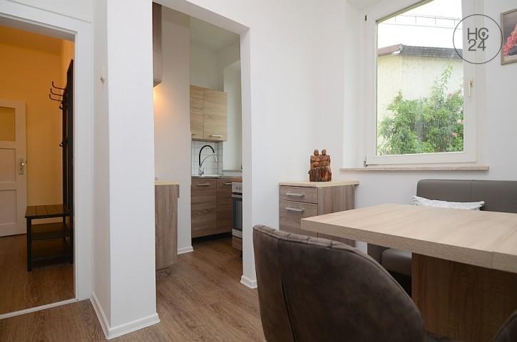 Furnished apartment in Zellerau/Würzburg with Wifi