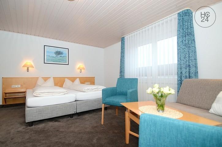 Möblierte Wohnung in Würzburg/Randersacker mit WLAN