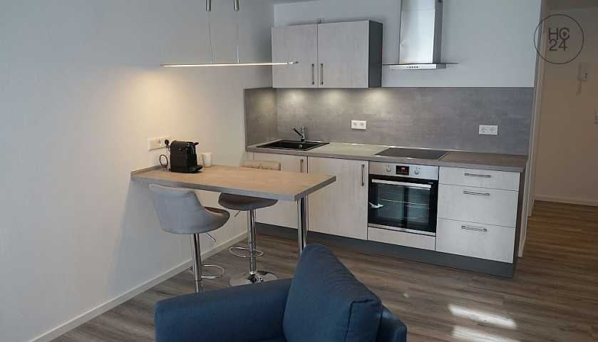 Furnished 1-room apartment in Alzenau with WiFi