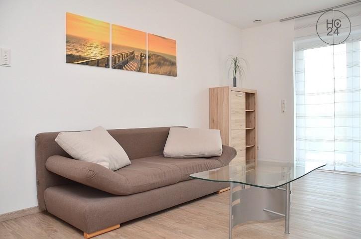 Modern möblierte 2-Zimmer Wohnung in Mainberg bei Schweinfurt